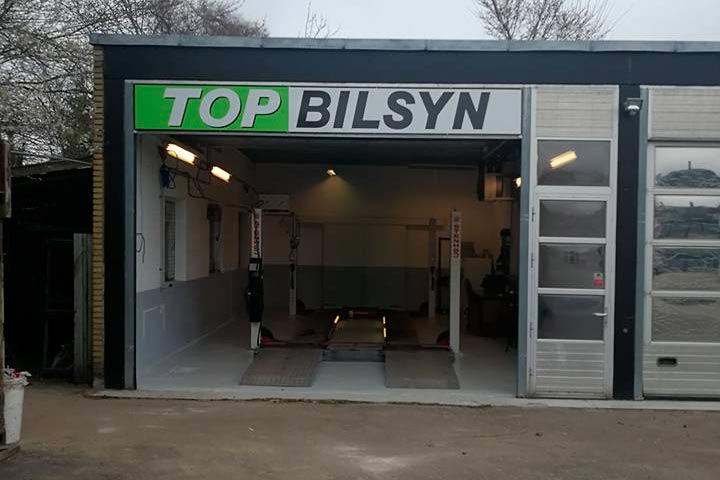 Top Bilsyns garage